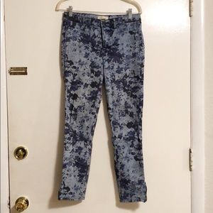 J Brand x ERDEM Limited Edition Skinny Jeans